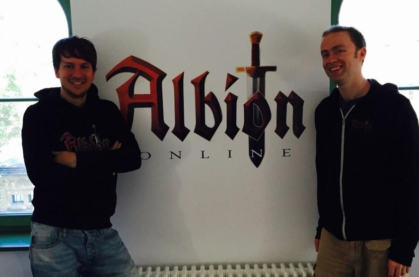 Projeto da história e romance de Albion Online anunciado