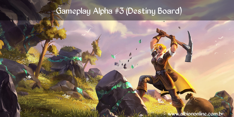 Gameplay (Como funciona a Destiny Board)