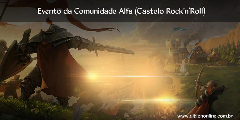 Evento da Comunidade Alfa de Verão 2015 (Castelo Rock'n'Roll)