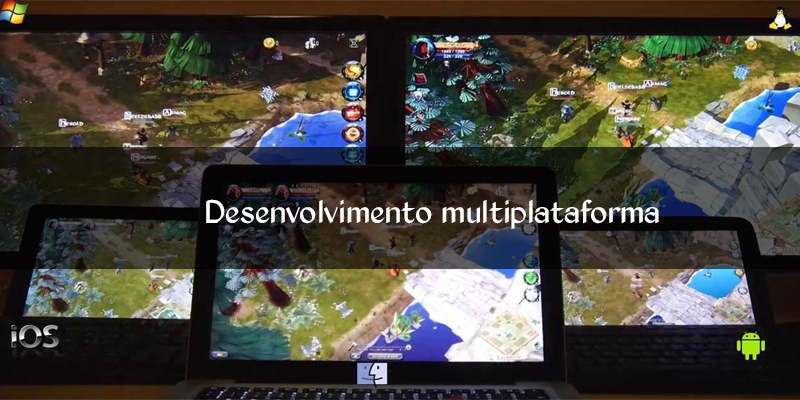 Desenvolvimento multiplataforma