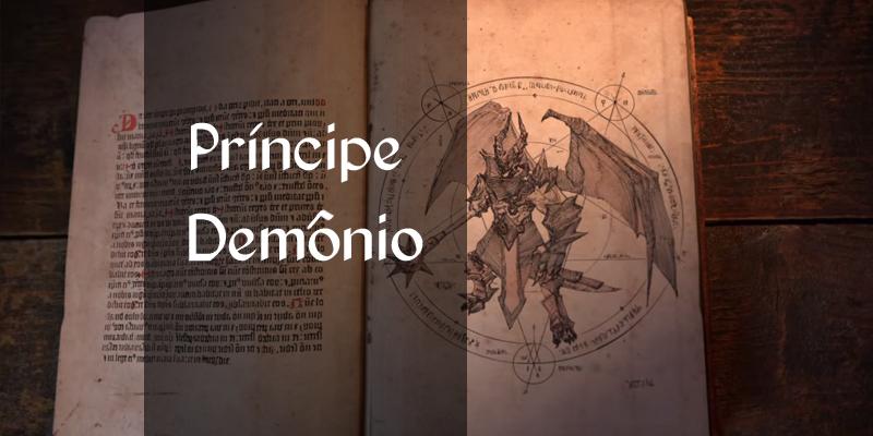 Vídeo de Destaque de Recurso – Príncipe Demônio